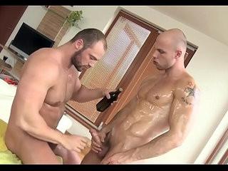 Wild massage for homo bear | bears best  homosexual  massage  wild guy