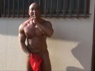 japanese muscle jerk and cum public | cums   japanese   jerking   muscular   public