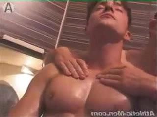 muscle pec worship | muscular  worship
