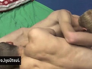Hot gay sex He gives Kenny a round with his new faux cock before | before  gays tube  gives