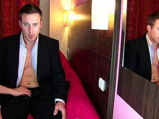 Marc a real banker serviced his big dick by us because crisis guilty   big porn  cumshots  dicks  real clips