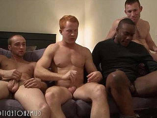 Great Young Studs Group Orgy | banged   group film   orgy tube   studs   young man