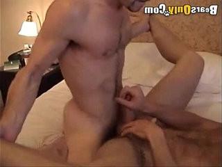 Hairy Hunk Enjoys Ass Pounding | ass collection  enjoying  fucking  hairy guy  hunks best  pounding