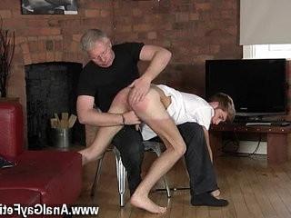 Hot twink Spanking The Schoolboy Jacob Daniels | spanking  twinks